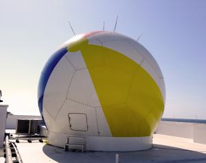Beach Ball Radome