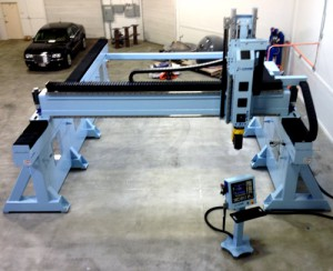 DMS 5-Axis Mill