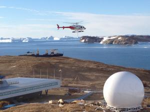 41ft Antarctica