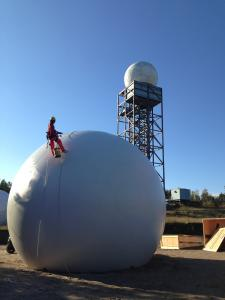 28ft Radome Replacement