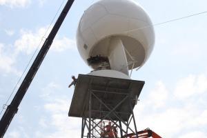 18ft Radome for Weather Radar